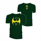 Iron Fist T-Shirt - Uniform Costume