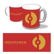 Iron Man Stark Ironworks Marvel Mug