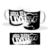Judge Death Lives 2000 AD Mug