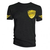 Judge Dredd Uniform Costume T-Shirt 2000 AD