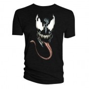 Spiderman Venom T-Shirt - Tongue