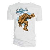 The Thing T-Shirt - fantastic four - It's Clobberin' Time