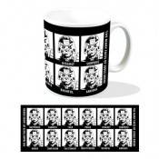 The Many Faces Of Judge Dredd 2000 AD Mug