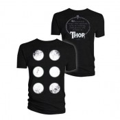 Thor T-Shirt - The Mighty Thor Uniform