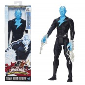 Hyper-Charged Electro - Ultimate Spider-Man Web-Warriors - Titan Hero Series