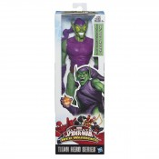 Classic Green Goblin - Ultimate Spider-Man Web-Warriors - Titan Hero Series