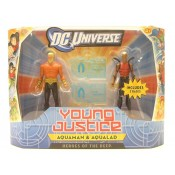 Young Justice Two-Packs Series 01 - Aquaman & Aqualad